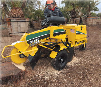 Where to find STUMP GRINDER LG VERMEER in Chillicothe