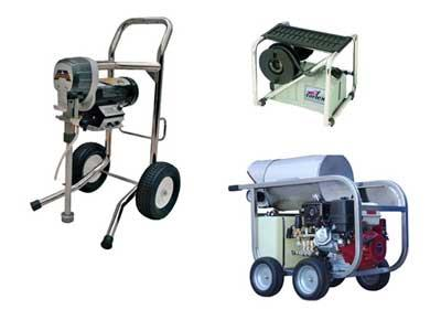 Pressure washer rentals in Chillicothe OH