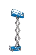 Rental store for SCISSOR LIFT, 19  GENIE SNORKLE in Chillicothe OH