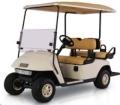 Rental store for GOLF CART GAS W REAR SEAT in Chillicothe OH