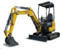 Rental store for EXCAVATOR, MINI 7  DEPTH Z17 in Chillicothe OH