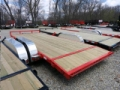 Rental store for TRAILER,CAR HAULER 83 x18  w Dovetail in Chillicothe OH