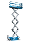 Where to rent SCISSOR LIFT 26  GENIE GS-2632 in Chillicothe OH