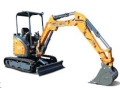 Rental store for EXCAVATOR LG 9 8  DEPTH 250Z in Chillicothe OH
