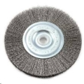 Rental store for 6 x.023 x5 8 -11 WIRE WHEEL CRIMPED in Chillicothe OH