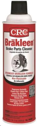Rental store for BRAKE CLEANER 19oz. in Chillicothe OH