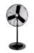 Rental store for 24  PEDESTAL FAN in Chillicothe OH