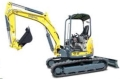 Rental store for EXCAVATOR XLG 11  DEPTH Z35 in Chillicothe OH