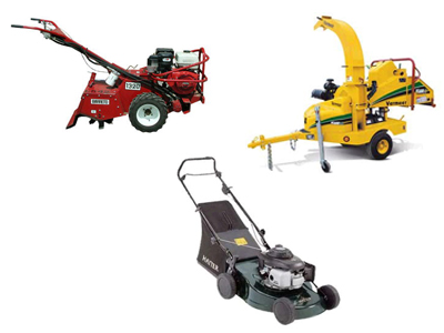 Landscaping equipment rentals in Chillicothe OH