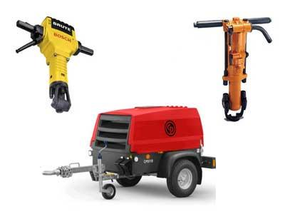 Air Compressor rentals in Chillicothe OH